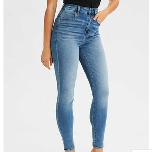 AE SUPER SOFT CURVY SUPER HIGH-WAISTED JEGGING